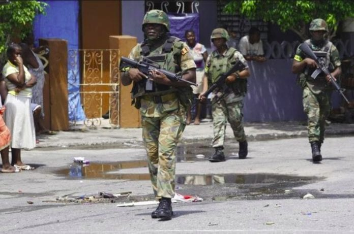 Jamaica human rights abuses