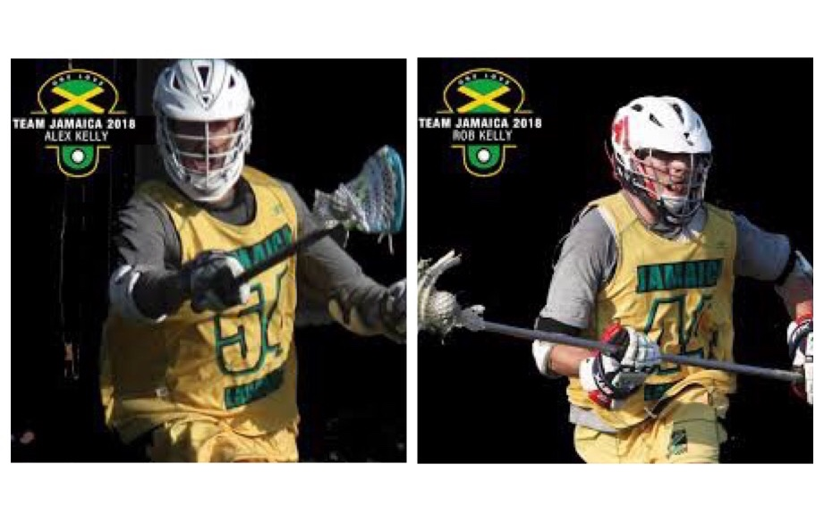 premium selection f10fd 5b46c New Jersey brothers make history for Jamaica In lacrosse ...