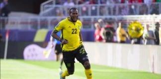 Jamaica's Romario Williams