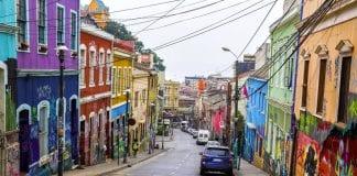 Chile Haitians