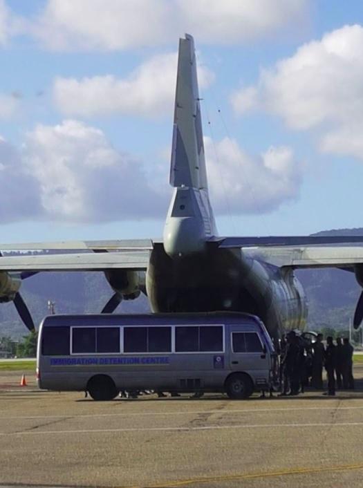 T&T deporting Venezuelans