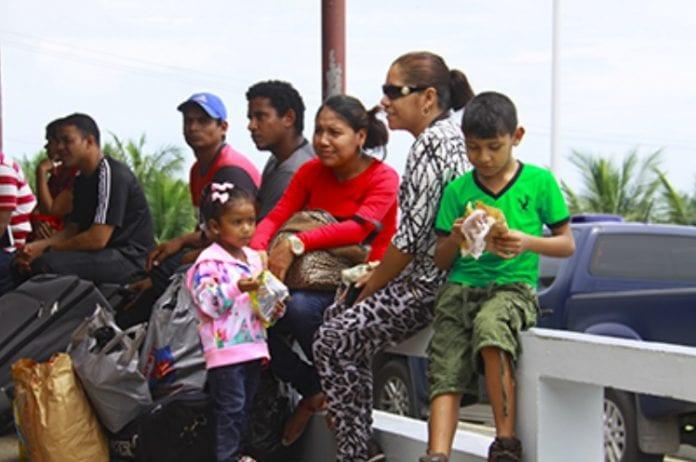 Venezuelans in Trinidad