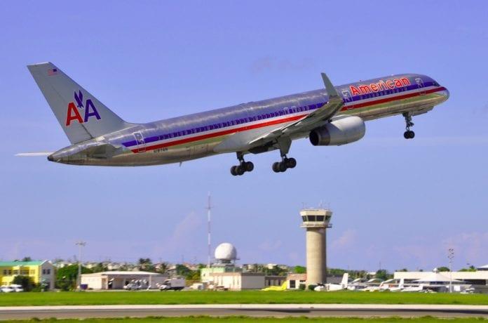 Barbados American Airlines