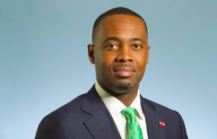 Bermuda Premier David Burt