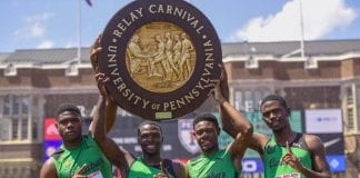Penn Relays Results