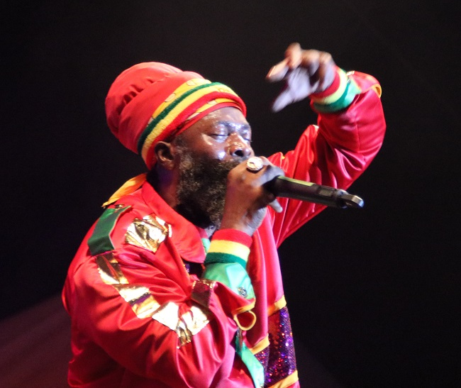 Capleton on bail