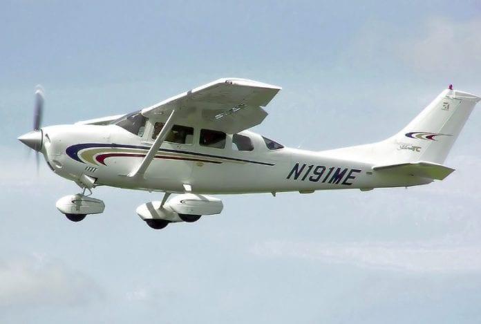 Jamaica plane crash