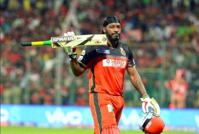 Chris Gayle Indian Premier League