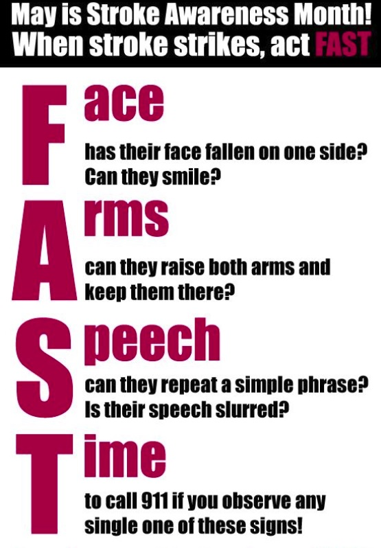 stroke awareness