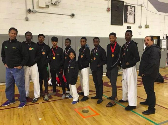 Jamaica taekwondo