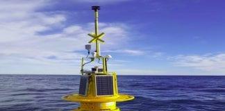 Oceanic buoy
