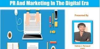 PR & marketing workshop