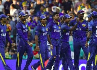 Sri Lanka Caribbean series