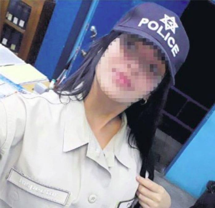 T&T police uniform scandal