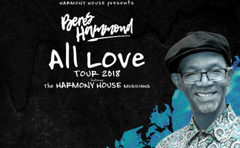 Jamaican reggae superstar Beres Hammond returns To Broward