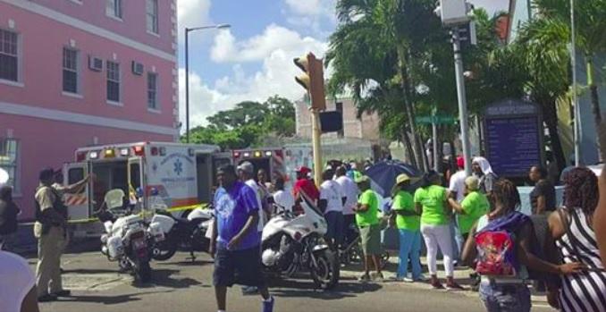 Bahamas Labor Day parade