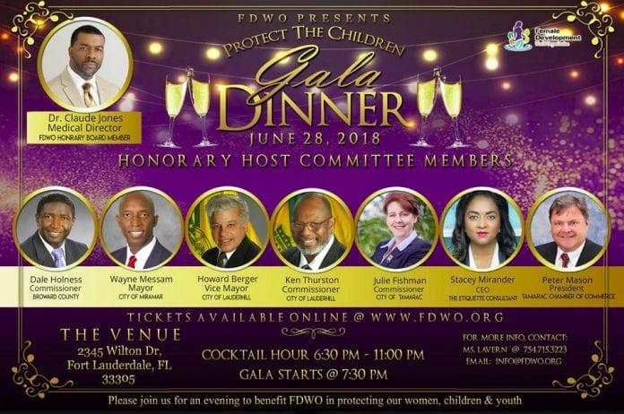 FDWO Third Annual Gala