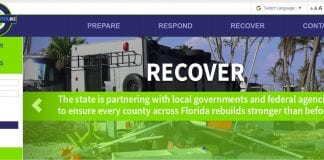 Florida disaster preparedness