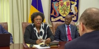 Barbados Mottley IMF