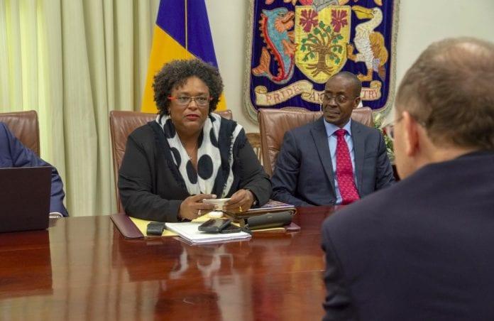 Barbados Mottley IMF