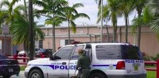 Miami Dade school security