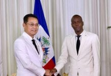 Haiti and Vietnam