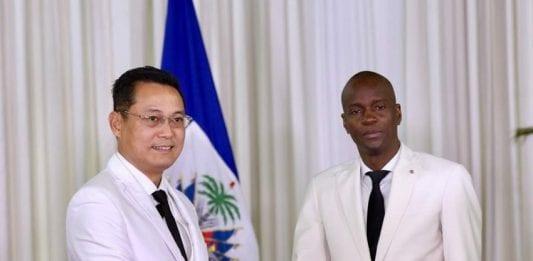 Haiti and Vietnam