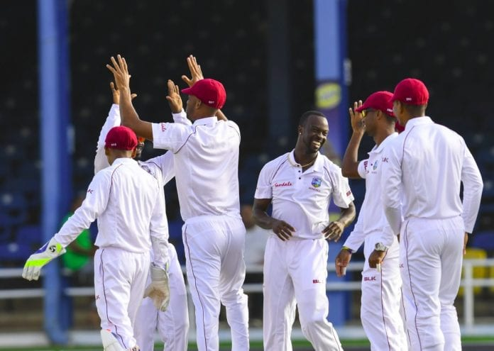 Windies Sri Lanka test