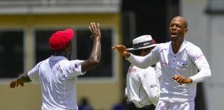 Windies Sri Lanka lead