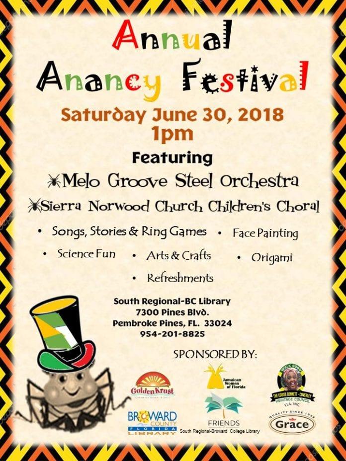 Anancy Festival 2018