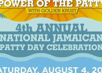 4th Annual National Jamaican Patty Day