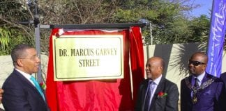 Namibia Marcus Garvey Street