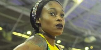 Elaine Thompson 2018