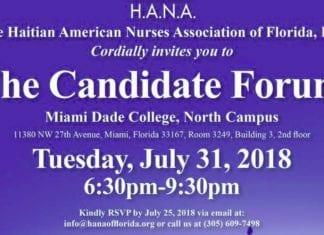 HANA Candidate forum