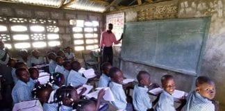 Haiti school