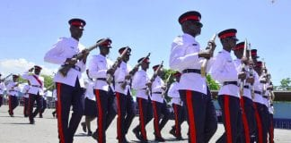 Jamaica police returning residents
