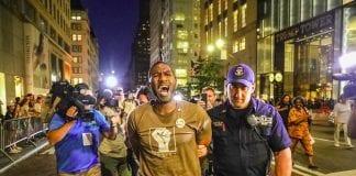Jumaane Williams arrested