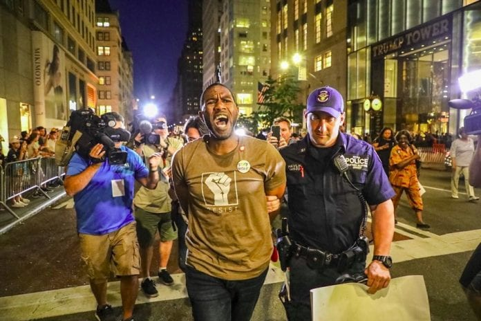 Jumaane Williams arrested