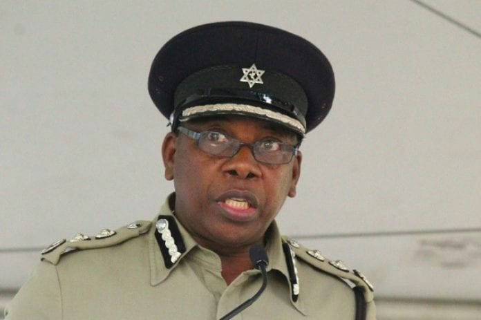 Police Commissioner Stephen Williams
