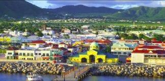 St. Kitts Nevis tourism
