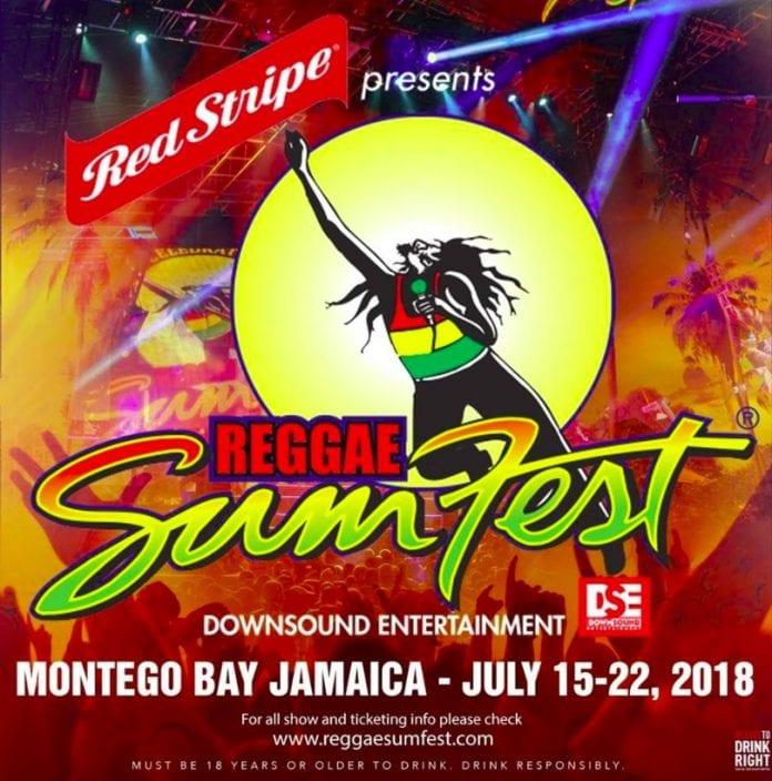 Reggae Sumfest 2018