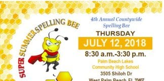 Super Summer Spelling Bee