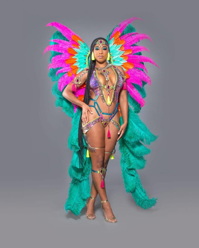 Getting Ready For Miami Carnival 2019