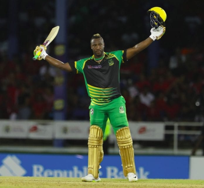 Andre Russell T20