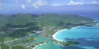 Barbuda airport
