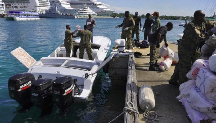 Bahamas drug enforcement