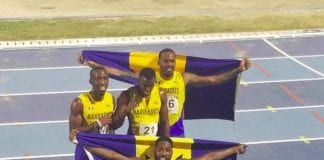 Barbados CAC games