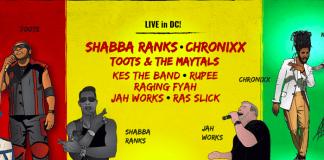 DC World Reggae Festival