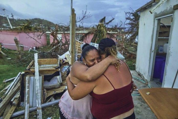 Puerto Rico death toll