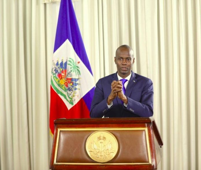 Jovenel Moise haitian